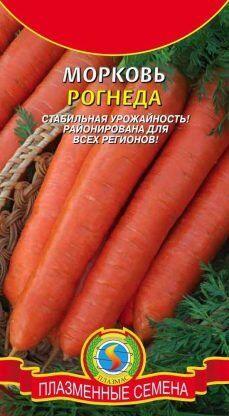 Морковь Рогнеда ЦВ/П (ПЛАЗМА) 2гр среднеспелый