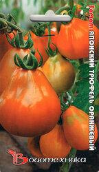 Томат Японский трюфель Оранжевый ЦВ/П (БИО) раннеспелый 1,2м