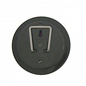 Термометр механический, с гигрометром, уличный, металл