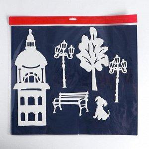 Набор декоративных наклеек «Новогоднее настроение»