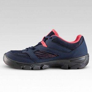 Ботинки для походов детские со шнурками
