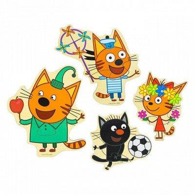 Фабрика деревянных игрушек! Лучшее для Ваших детей!  — ТРИ КОТА — Деревянные игрушки