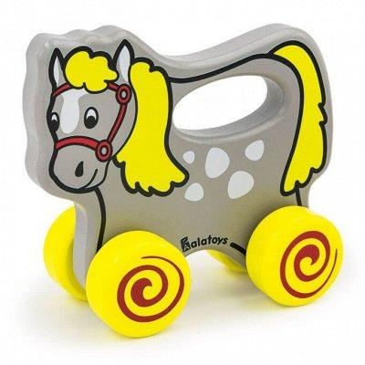 Фабрика деревянных игрушек! Лучшее для Ваших детей!  — КАТАЛКИ — Деревянные игрушки