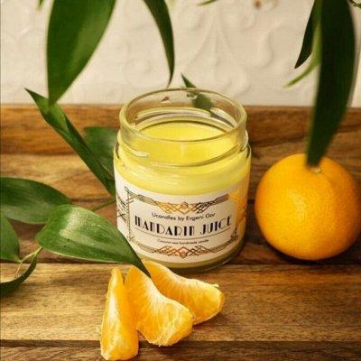 Organic House! Хна и Амла — Арома свечи от Гора. Большое поступление — Свечи и подсвечники