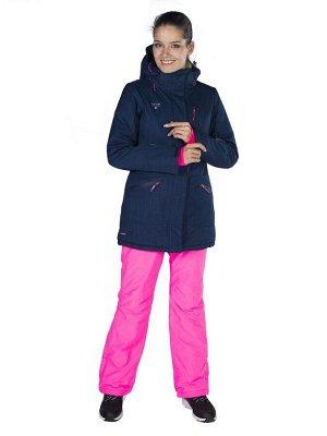 Куртка B-8626 Темно-синий