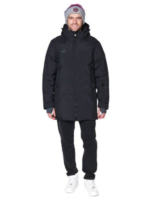 Куртка A-8909 Черный