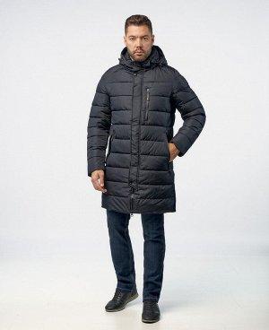 . Синий; Темно-синий;    Куртка ZAA 865 Стильная, комфортная куртка, изготовлена из качественной ветрозащитной ткани с водоотталкивающим покрытием. Двухсторонняя основная молния (возможность расстегн