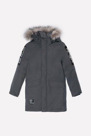 Куртка(Осень-Зима)+boys (темно-серый)