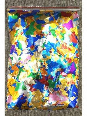Конфетти Бабочки 4 см фольга 1000г