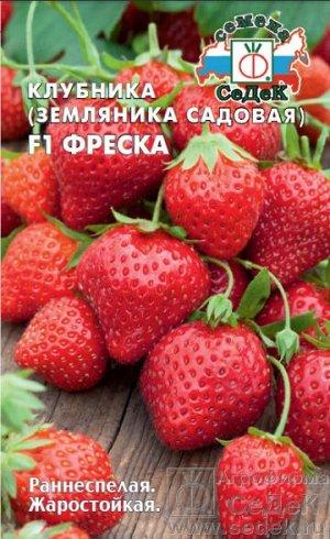 Ягода Фреска клубника (земляника садовая) F1 /Седек/цп