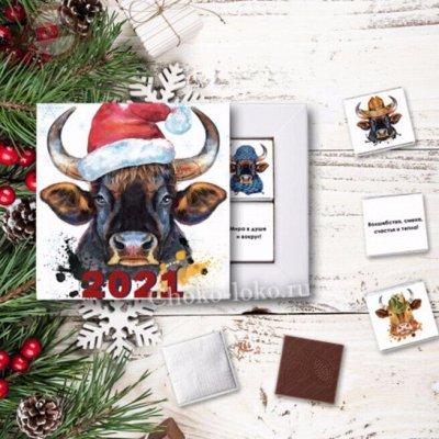 Шоколадные подарки к Новому Году! Бельгийский шоколад