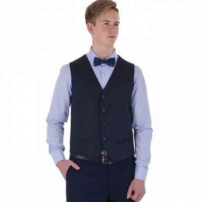 ШКОЛА-SVYATNYH-Элегантная классика, мужские костюмы, брюки(05 — Мужчинам — жилетка