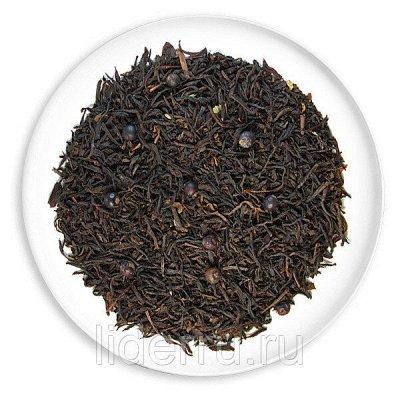 Вкусности. Орехи и сухофрукты - Упаковка от 250гр — Черные ароматизированные чаи (Премиум)