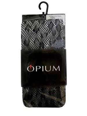 Колготки Женские Opium Leopardo Rete nero