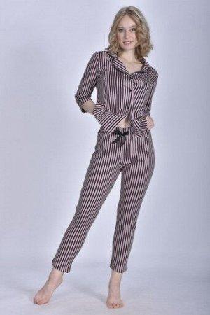 Пижама женская ML-Чикаго(брюки)