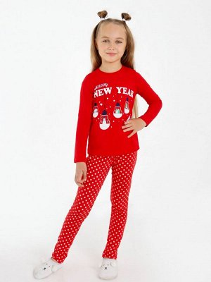 Костюм детский Новогодний для девочки(кулирка)