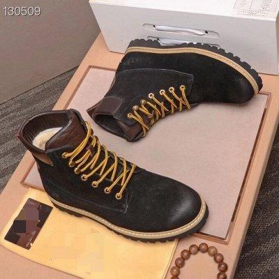 Обуви много не бывает! Самые крутые НОВИНКИ ЗИМЫ! 🔥Рассрочка — Мужская обувь — Кожаные