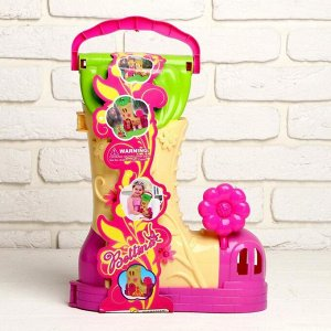 Дом для кукол «Мечта» с куклой и аксессуарами, световые и звуковые эффекты
