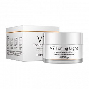 Матирующий крем  для  лица (7 витаминов)