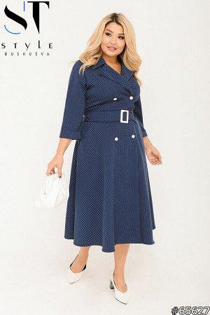 Платье 65627
