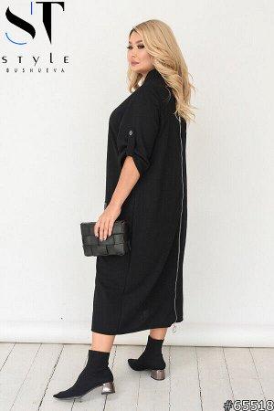 Платье-кардиган 65518