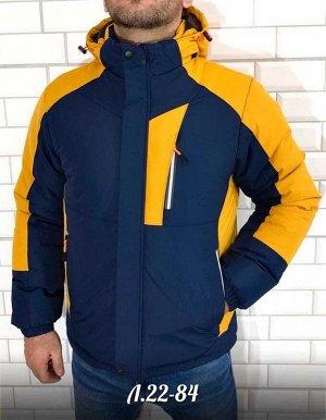 Куртка мужская на синтепоне.