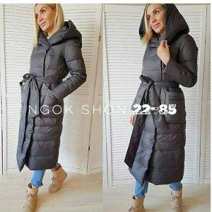 Куртка женская на зиму. Внутри холлофайбер