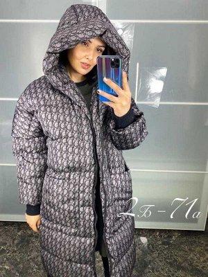 Куртка женская Оверсайз. Зима.