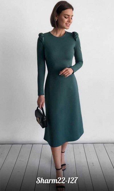 Яркая одежда и аксессуары для всех! Будь модной! — Утепленные платья — Повседневные платья