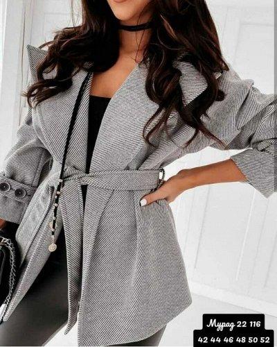 Уютные перчатки на любой вкус и другие аксессуары! — Пальто — Демисезонные пальто