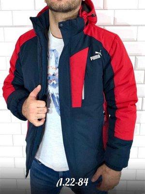 Куртка мужская. Зима. Наполнитель синтепон.