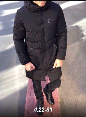 Куртка мужская. Зима. Наполнитель холлофайбер.