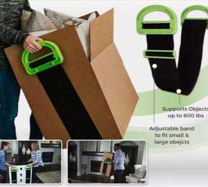 Подъемный ремень для переноски багажа и тяжелых грузов