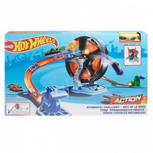 Игровой набор Mattel Hot Wheels Экшн Круговое противостояние (для 2-х игроков)6