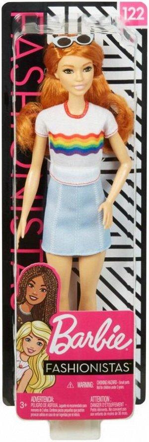 Кукла Mattel Barbie Игра с модой, модель 12215