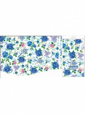 Скатерть для пикника Гортензия 120 х 180 см