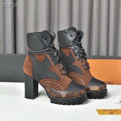 Обуви много не бывает! Самые крутые НОВИНКИ ЗИМЫ! 🔥Рассрочка — ОСЕННЯЯ КОЛЛЕКЦИЯ есть с утепление байка!!! — Кожаные