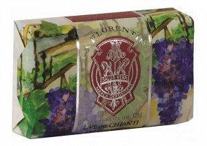 Мыло натуральное, виноград кьянти / Chianti Grapes 200 г