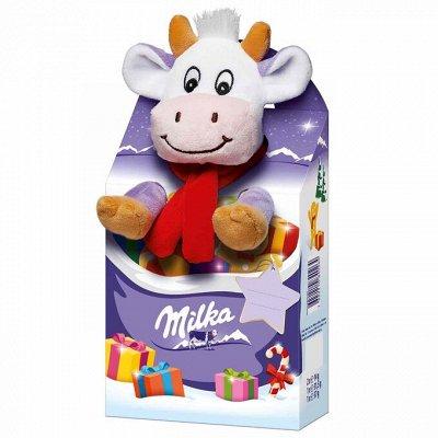Сладкие подарки для искушенных! — Milka — Шоколад