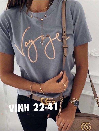 Яркая одежда и аксессуары для всех! Будь модной! — Женские футболки — Футболки