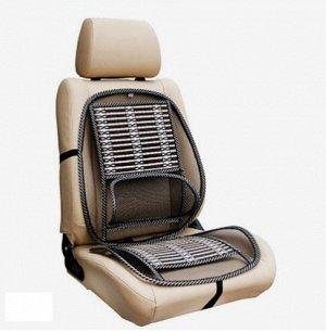 Накидка-массажёр на сиденье в авто