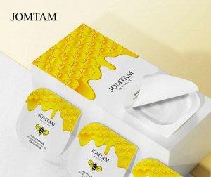 Ночная очищающая маска для лица Jomtam Honey Peptide с экстрактом меда ( 1шт*7,5 гр)