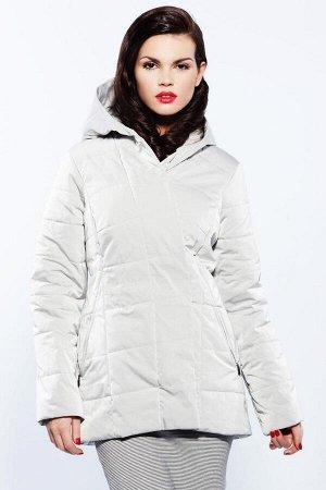 Куртка женская, цвет жемчужный