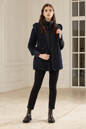 Куртка женская, цвет синий