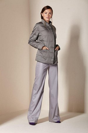 Куртка женская, цвет серый