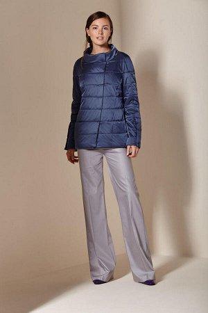 Куртка женская, цвет темно-голубой