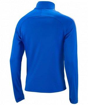 Джемпер тренировочный J?gel CAMP Training Top 1/4 Zip, синий