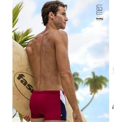 Товары для плаванья Fashy, купальники для бассейна — Плавки мужские — Пляжная мода