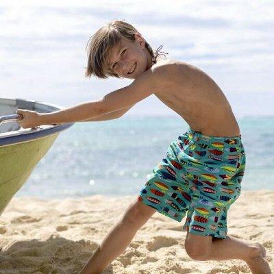 Товары для плаванья Fashy, купальники для бассейна — Шорты мужские, женские и детские — Пляжная мода