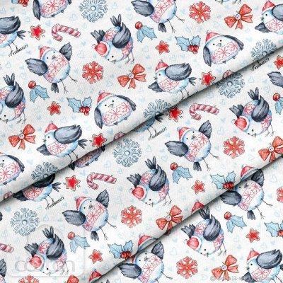 Распродажа ткани и фурнитуры! Огромный выбор детских тканей! — Теплый хлопок — Ткани